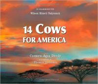 14 Cows For America - My new favourite picture book!